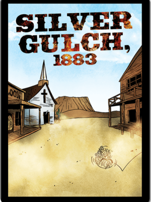 Buy Sentinels of the Multiverse: Silver Gulch, 1883 Environment only at Bored Game Company.