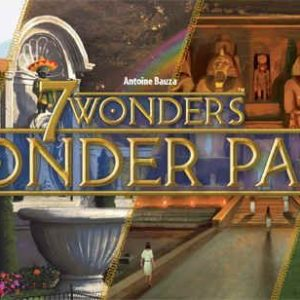 Buy 7 Wonders: Wonder Pack only at Bored Game Company.