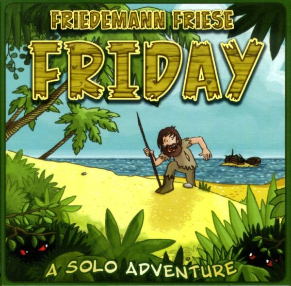 Buy Friday only at Bored Game Company.
