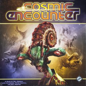 Buy Cosmic Encounter only at Bored Game Company.