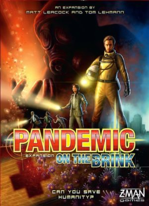 Buy Pandemic: On the Brink only at Bored Game Company.