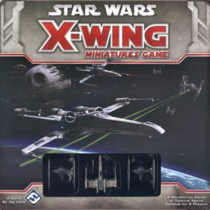 Buy Star Wars: X-Wing Miniatures Game only at Bored Game Company.