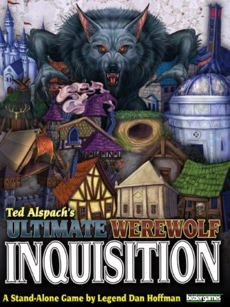 Buy Ultimate Werewolf: Inquisition only at Bored Game Company.