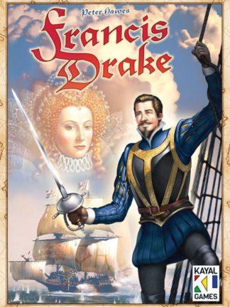 Buy Francis Drake only at Bored Game Company.