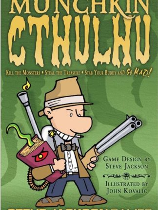 Buy Munchkin Cthulhu only at Bored Game Company.