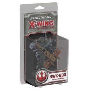Buy Star Wars: X-Wing Miniatures Game – HWK-290 Expansion Pack only at Bored Game Company.