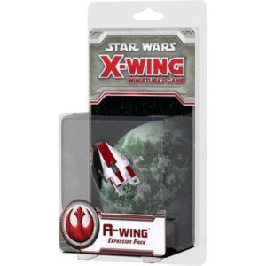 Buy Star Wars: X-Wing Miniatures Game – A-Wing Expansion Pack only at Bored Game Company.