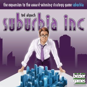 Buy Suburbia Inc only at Bored Game Company.