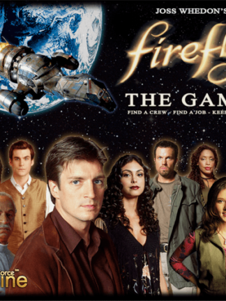 Buy Firefly: The Game only at Bored Game Company.