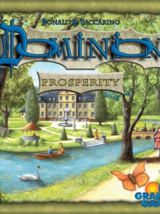 Buy Dominion: Prosperity only at Bored Game Company.
