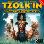 Buy Tzolk'in: The Mayan Calendar – Tribes & Prophecies only at Bored Game Company.