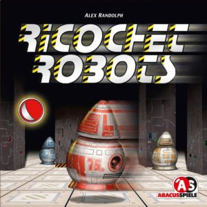 Buy Ricochet Robots only at Bored Game Company.