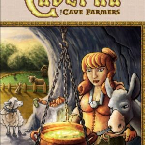 Buy Caverna: The Cave Farmers only at Bored Game Company.