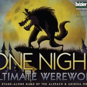 Buy One Night Ultimate Werewolf only at Bored Game Company.