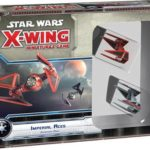 Buy Star Wars: X-Wing Miniatures Game – Imperial Aces Expansion Pack only at Bored Game Company.