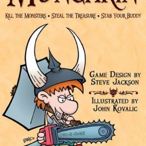 Buy Munchkin only at Bored Game Company.