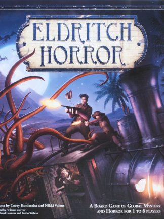 Buy Eldritch Horror only at Bored Game Company.
