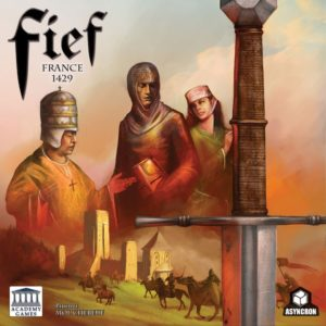 Buy Fief: France 1429 only at Bored Game Company.