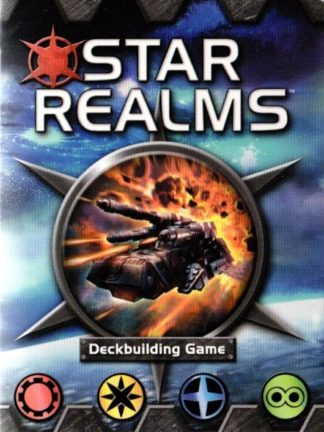 Buy Star Realms only at Bored Game Company.