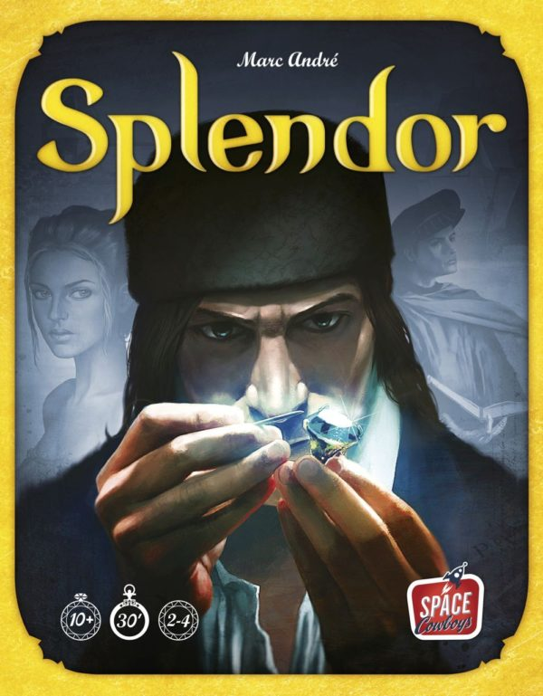 Buy Splendor only at Bored Game Company.