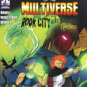 Buy Sentinels of the Multiverse: Rook City & Infernal Relics only at Bored Game Company.