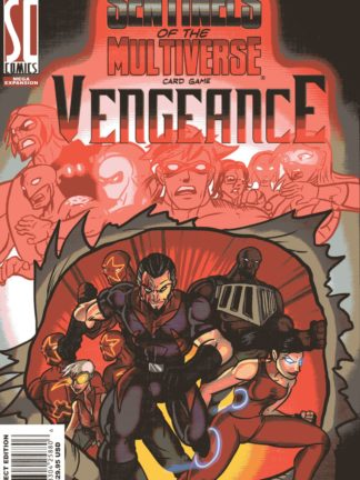 Buy Sentinels of the Multiverse: Vengeance only at Bored Game Company.