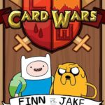 Buy Adventure Time Card Wars: Finn vs. Jake only at Bored Game Company.