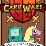 Buy Adventure Time Card Wars: BMO vs. Lady Rainicorn only at Bored Game Company.