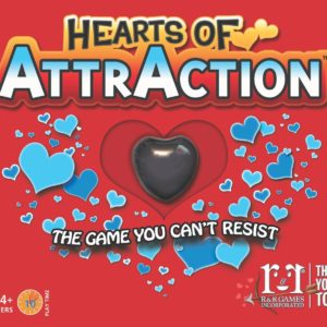 Buy Hearts of AttrAction only at Bored Game Company.