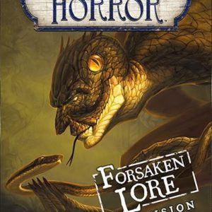 Buy Eldritch Horror: Forsaken Lore only at Bored Game Company.