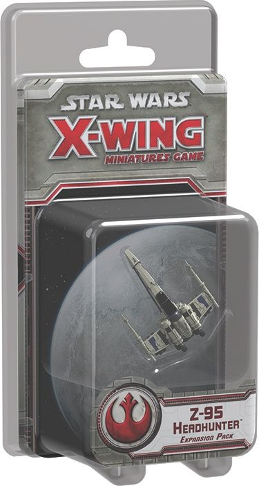 Buy Star Wars: X-Wing Miniatures Game – Z-95 Headhunter Expansion Pack only at Bored Game Company.