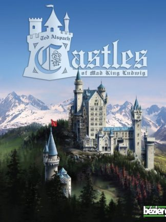 Buy Castles of Mad King Ludwig only at Bored Game Company.