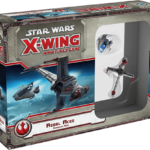 Buy Star Wars: X-Wing Miniatures Game – Rebel Aces Expansion Pack only at Bored Game Company.
