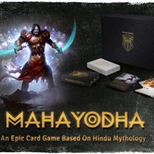 Buy Maha Yodha only at Bored Game Company.