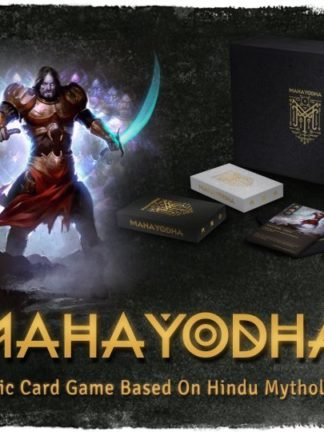 Buy Maha Yodha only at Bored Game Company.