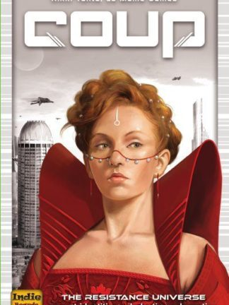 Buy Coup only at Bored Game Company.