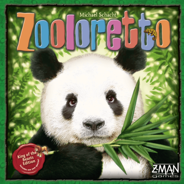 Buy Zooloretto only at Bored Game Company.