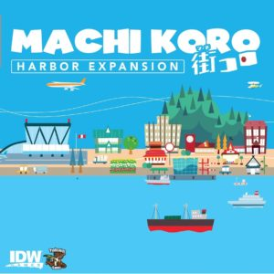 Buy Machi Koro: Harbor only at Bored Game Company.
