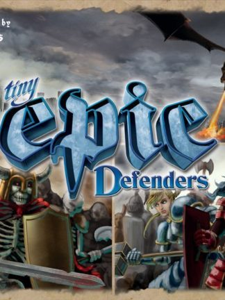 Buy Tiny Epic Defenders only at Bored Game Company.