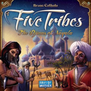Buy Five Tribes only at Bored Game Company.