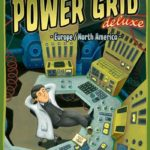 Buy Power Grid Deluxe: Europe/North America only at Bored Game Company.