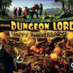 Buy Dungeon Lords: Happy Anniversary only at Bored Game Company.