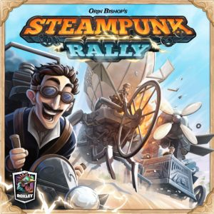 Buy Steampunk Rally only at Bored Game Company.