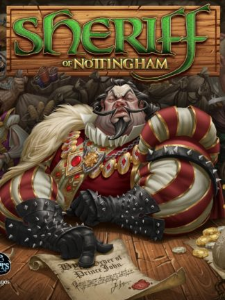 Buy Sheriff of Nottingham only at Bored Game Company.