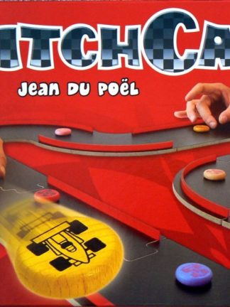 Buy PitchCar only at Bored Game Company.