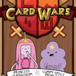 Buy Adventure Time Card Wars: Princess Bubblegum vs. Lumpy Space Princess only at Bored Game Company.