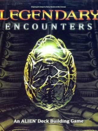 Buy Legendary Encounters: An Alien Deck Building Game only at Bored Game Company.