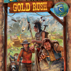 Buy Carcassonne: Gold Rush only at Bored Game Company.