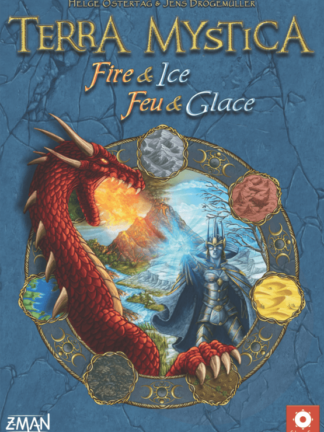 Buy Terra Mystica: Fire & Ice only at Bored Game Company.