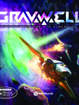 Buy Gravwell: Escape from the 9th Dimension only at Bored Game Company.